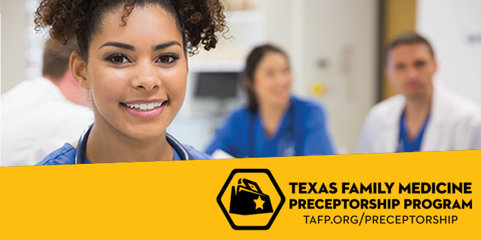 Texas Family Physician Preceptorship Program